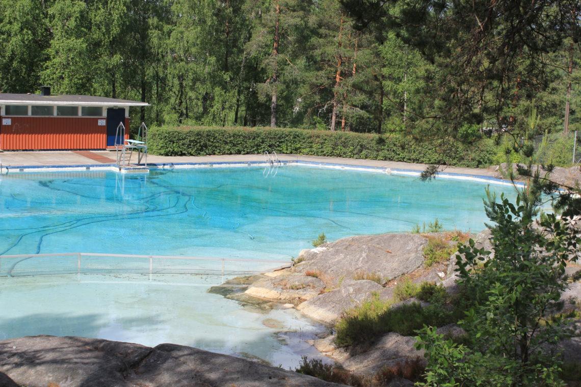 Rånåsfoss familiebad